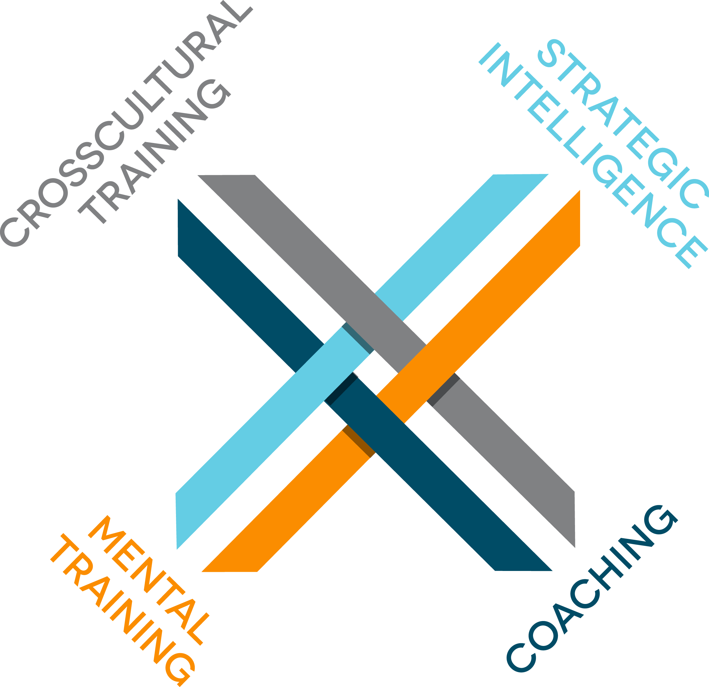 Crosscultural training, Market and strategic intelligence, coaching, mental training