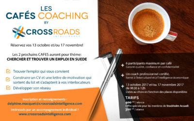 Café Coaching – Chercher et trouver un emploi